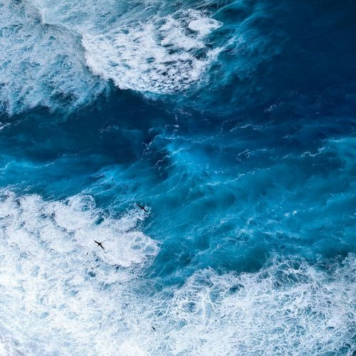 Ocean Drama on the wild eastern side of LHI