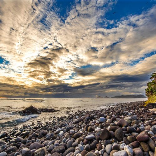 Sunset at Little Island